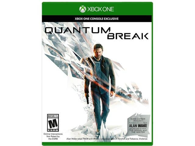 Gaming: Quantum Break (Xbox One) for $34.99 AC, Halo 5: Guardians Limited Edition (Xbox One) for $39.99 AC, Fallout 4 (PS4 or Xbox One) for $29.99 AC + S&H & More @ Newegg.com