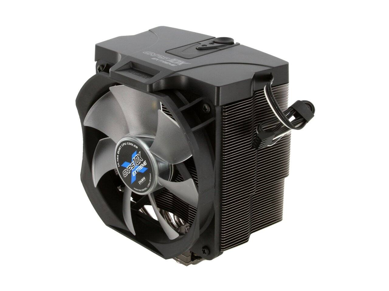 Zalman CNPS10X Extreme 120mm CPU Cooler with PWM Fan Speed Controller for $14.99 AR + Free Shipping @ Newegg.com