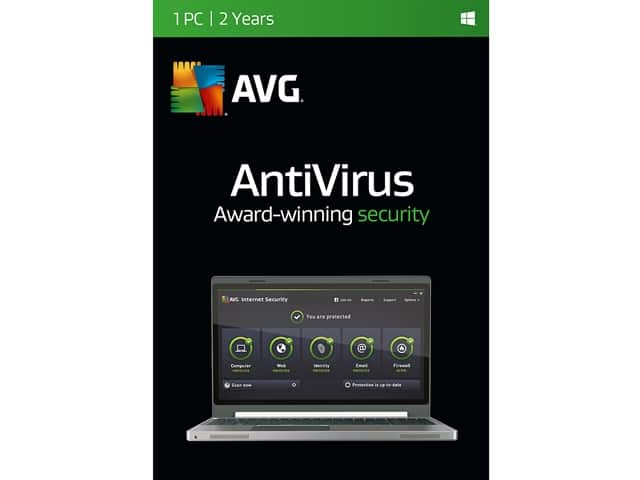AVG AntiVirus 2016 (1 PC / 2 Years) or McAfee Antivirus Plus 2016 (Unlimited Devices) for Free After Rebate + S&H @ Newegg.com