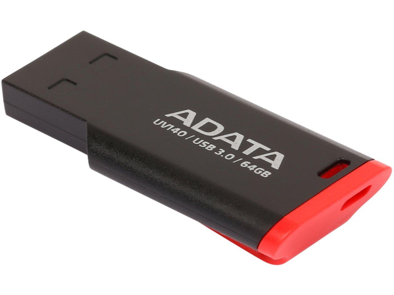 64 GB ADATA DashDrive UV140 USB 3.0 Flash Drive for $11.69 AC, 64 GB ADATA DashDrive UV131 USB 3.0 Flash Drive for $13.49 AC & More @ Newegg.com