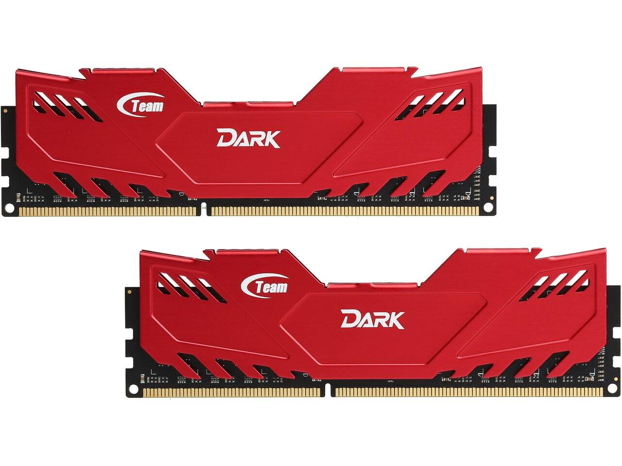 16 GB (2 x 8 GB) Team Dark 240-Pin DDR3 2400 Desktop Memory Kit for $47.99, 16 GB (2 x 8 GB) G.SKILL Aegis 288-Pin DDR4 2400 Desktop Memory Kit for $48.99 & More @ Newegg.com