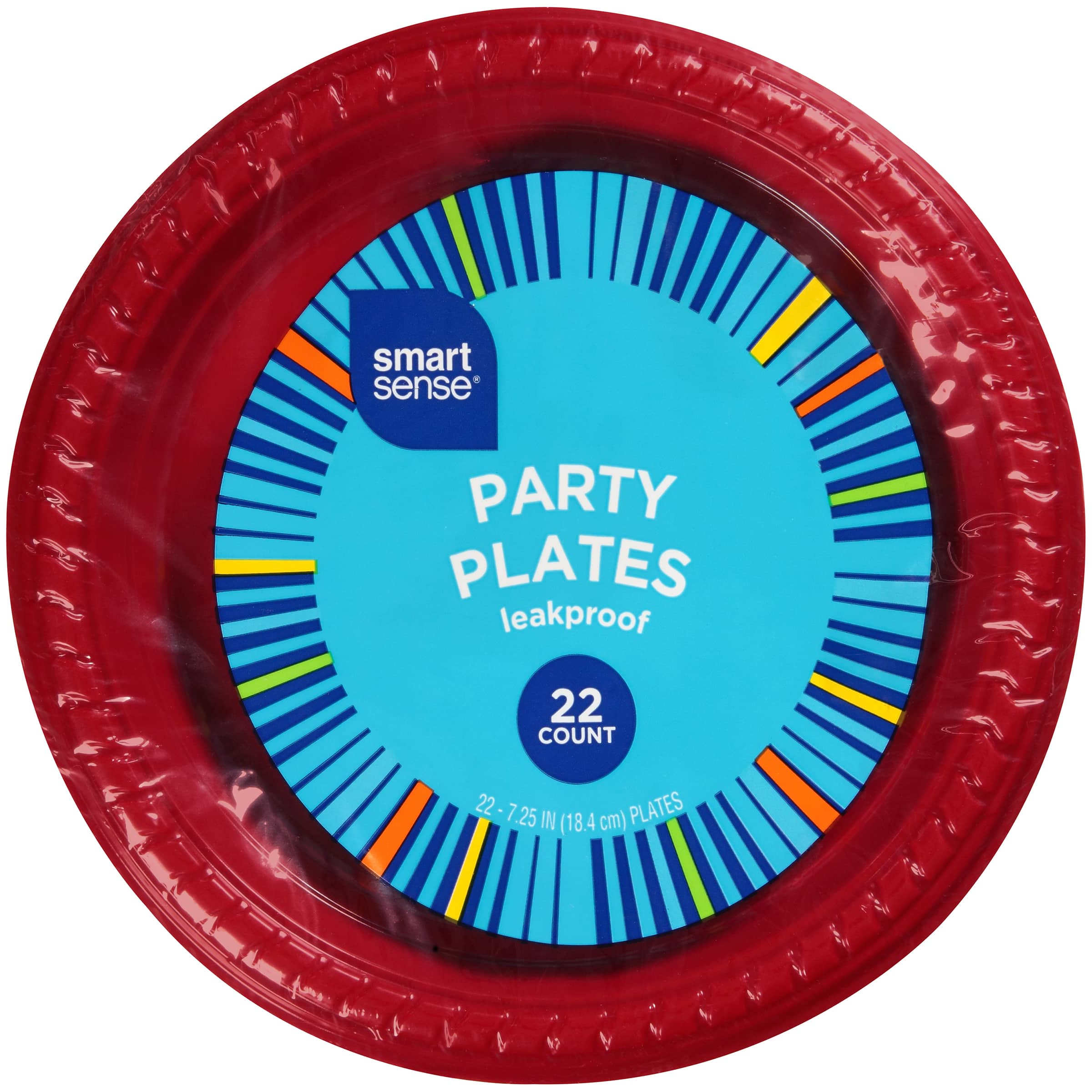 Free Smart Sense 22 Ct. Party Plates After Coupon @ Kmart B&M via iOS or Android App - Must Be Loaded on Friday, 06/17/16 Only
