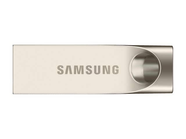 32 GB Samsung Bar USB 3.0 Flash Drive for $8.99 AC, 128 GB Corsair Flash Voyager Slider USB 3.0 Flash Drive for $25.99 AC + S&H & More @ Newegg.com