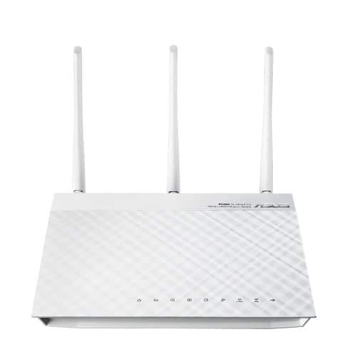 Asus RT-N66W N900 White Dual-Band Wireless Gigabit Router for $49.99 AR, ZyXEL NBG6815 AC2200 MU-MIMO Dual-Band Wireless Gigabit Router for $89.99 AC & More @ Newegg.com