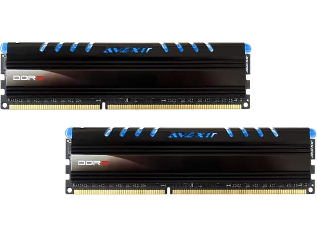 16 GB (2 x 8 GB) GeIL EVO POTENZA 288-Pin DDR4 2133 Desktop Memory for $51.99 AC, 16 GB (2 x 8 GB) Crucial 204-Pin DDR3L 1600 Laptop Memory for $52.99 AC & More @ Newegg.com