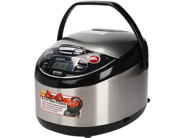 Tiger JAX-T18U Microcomputer Controlled 10 Cups Multi-Functional Rice Cooker for $149.99 + Free Shipping @ Newegg.com