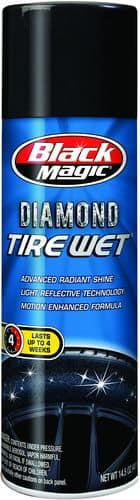 Black Magic 14.5 oz Diamond Tire Wet or Rain-X 18 oz. Mud-X Protectant Spray for Free After Rebate @ Meijer B&M