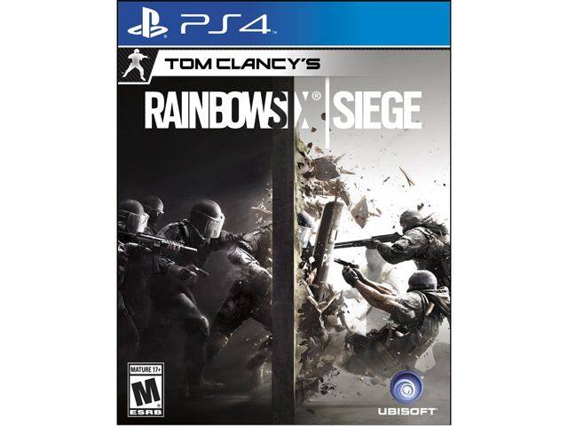Tom Clancy's Rainbow Six Siege (PS4 or Xbox One) for $19.99 AC, Far Cry Primal (PS4) for $24.99 AC & More + S&H @ Newegg.com