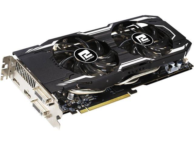 PowerColor PCS+ Radeon R9 380X 4GB 256-Bit GDDR5 PCI-E 3.0 for $149.99 AR, Asus Radeon R9 380 4 GB 256-Bit GDDR5 PCI-E 3.0 Video Card for $144.99 AR & More @ Newegg.com