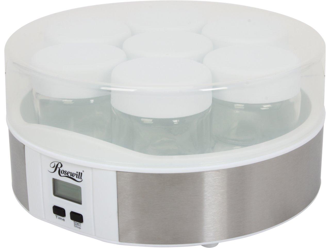 Rosewill 7 Glass Cups Digital Yogurt Maker (RHYM-13001) for $9.99 AR + Free Shipping @ Newegg.com