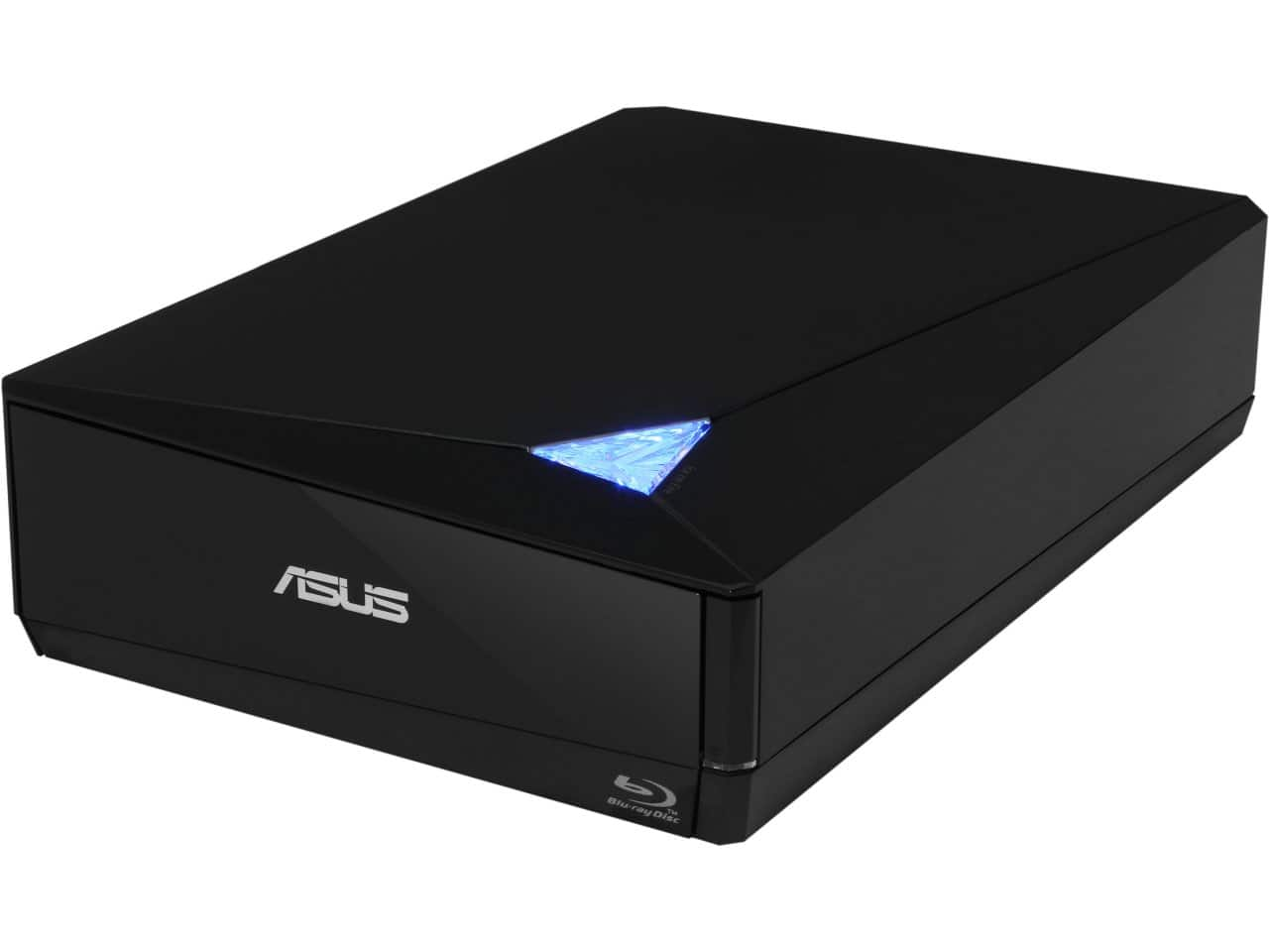 Asus USB 3.0 Desktop External 12x Blu-Ray Writer for $47.99 AR or 50-Pack PlexDisc 4.7GB 16X DVD-R Media for $5.99 AC + S&H @ Newegg.com