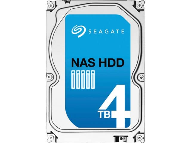 "8 TB Seagate Expansion USB 3.0 Desktop External Hard Drive for $199.99 AC, 4 TB Seagate NAS HDD 3.5"" SATA III Desktop Internal Hard Drive for $124.99 AC & More @ Newegg.com"