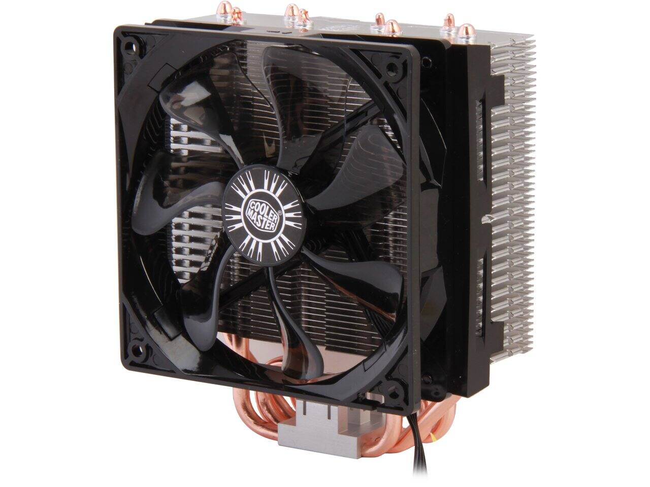 Cooler Master Hyper T4 CPU Cooler with 4 Direct Contact Heatpipes for $9.99 AR + Free Shipping @ Newegg.com