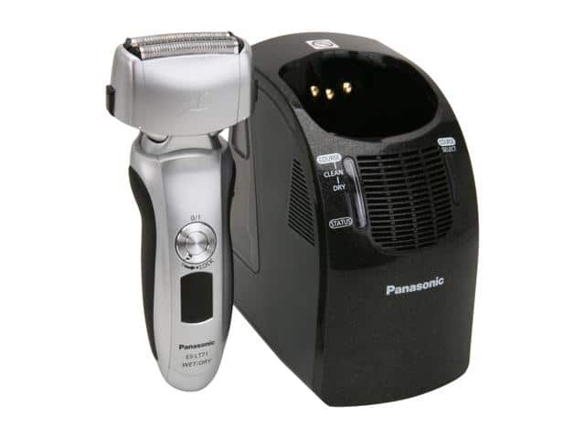 Panasonic Arc3 3-Blade Wet/Dry Shaver with Automatic Cleaning & Charging System (ES-LT71-S) for $69.99 + Free Shipping @ Newegg.com