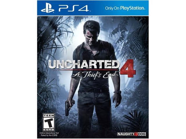 Uncharted 4: A Thief's End (PlayStation 4) for $39.99 AC, Tom Clancy's The Division (XB1) + Tom Clancy's Rainbow Six Siege (XB1) for $49.99 & More @ Newegg.com