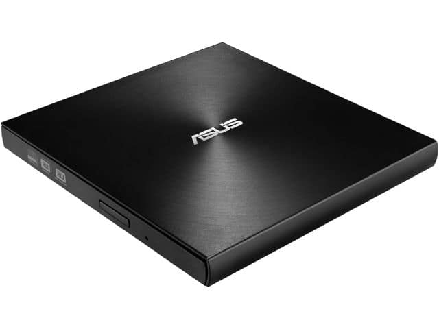 Asus ZenDrive Ultra-Slim 8x USB 2.0 External CD/DVD Burner for $9.99 AR (or less) or 50-Pack RiDATA 25 GB 4X Inkjet Printable BD-R Media Spindle for $14.99 AC + S&H @ Newegg.com