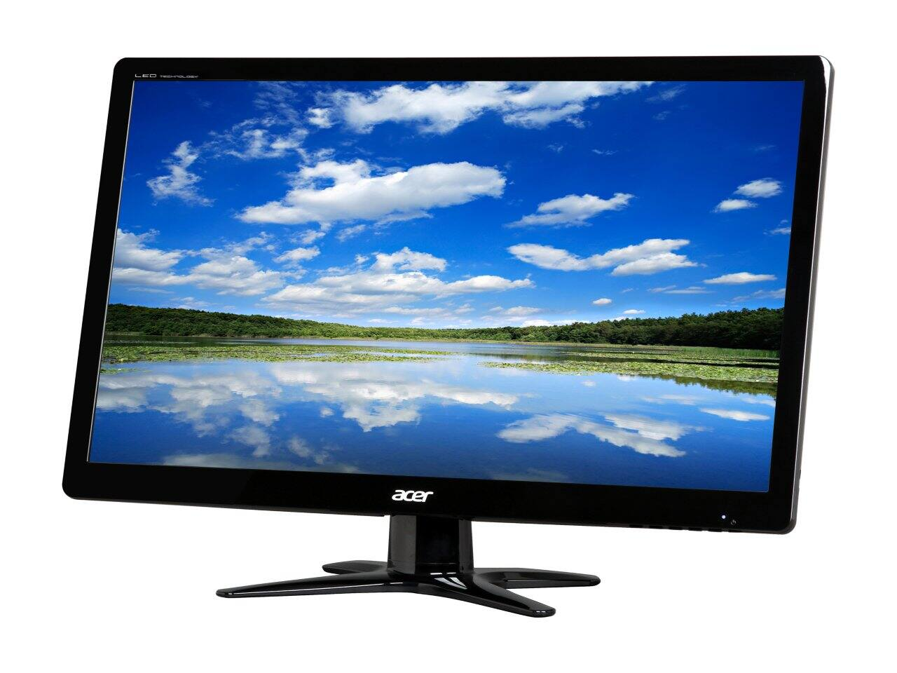 """23"""" Acer G6 Series 1920x1080 5ms TN Panel LED Monitor for $89.99 AC, 24"""" Acer G6 Series 1920x1080 5ms TN Panel LED Monitor for $99.99 AC + S&H & More @ Newegg.com"""