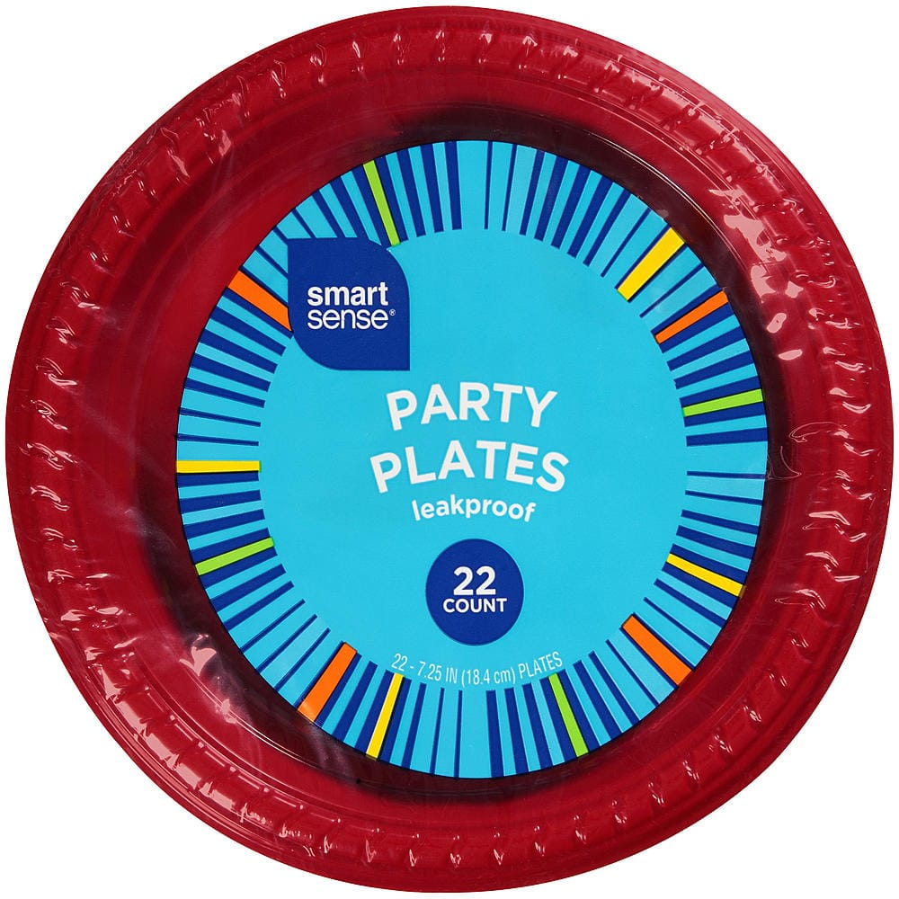 Free Smart Sense 22 Ct. Party Plates After Coupon @ Kmart B&M via iOS or Android App - Must Be Loaded on Friday, 08/26/16 Only