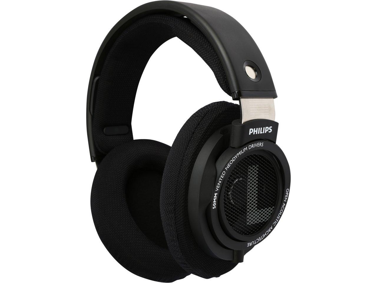 Philips SHP9500 Black Over-Ear Headphones for $57.99, Sennheiser HD7 DJ Closed Over-Ear Headphones + $15 Newegg Gift Card for $114.99 + Free Shipping @ Newegg.com