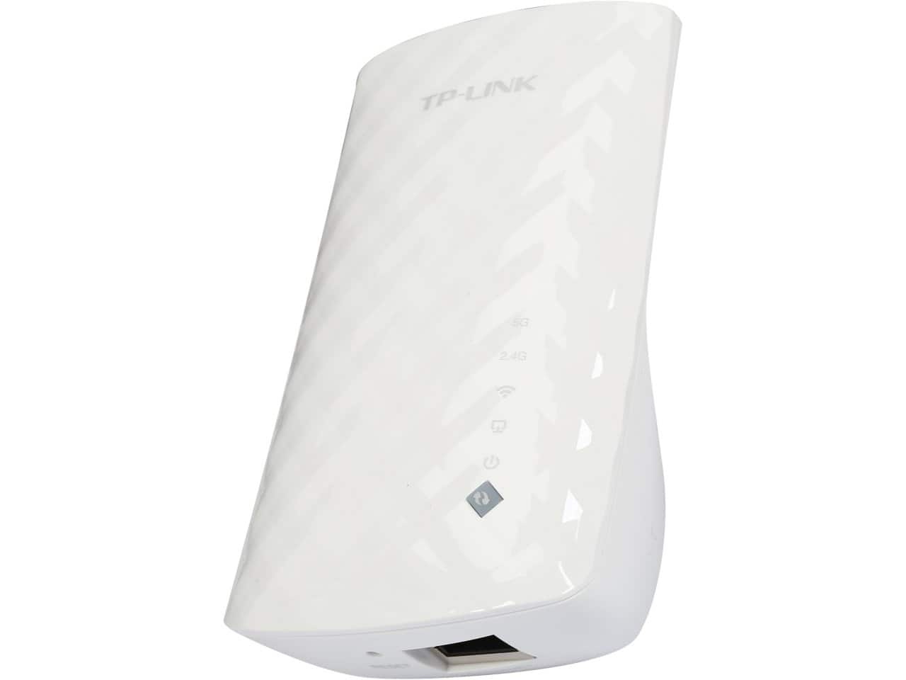 TP-LINK RE200 AC750 Wireless Dual-Band Range Extender for $24.99 AC, Asus PCE-AC55BT AC1200 + Bluetooth 4.0 PCI-E Wireless Adapter for $29.99 AC & More @ Newegg.com