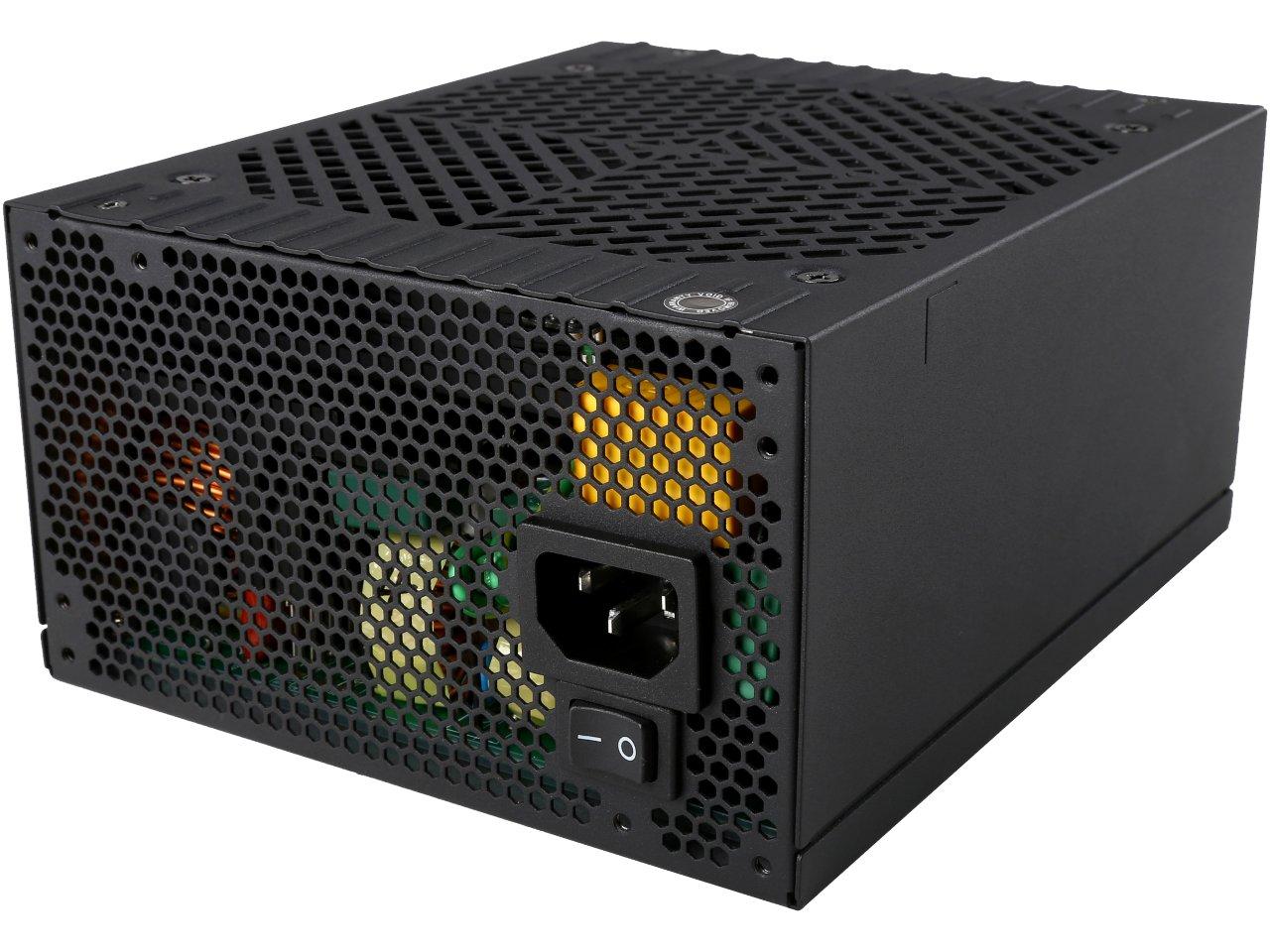 850 Watt Rosewill Capstone-G850 80 Plus Gold Certified Semi-Modular Power Supply for $64.99 AR + Free Shipping @ Newegg.com