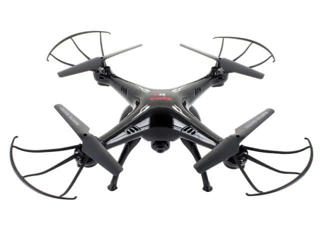 Syma X5SC Explorers 2 2.4G 4CH 6-Axis Gyro RC Headless Quadcopter with 2MP 720P HD Camera (Black or White) For $29.99 + Free Shipping @ Newegg.com