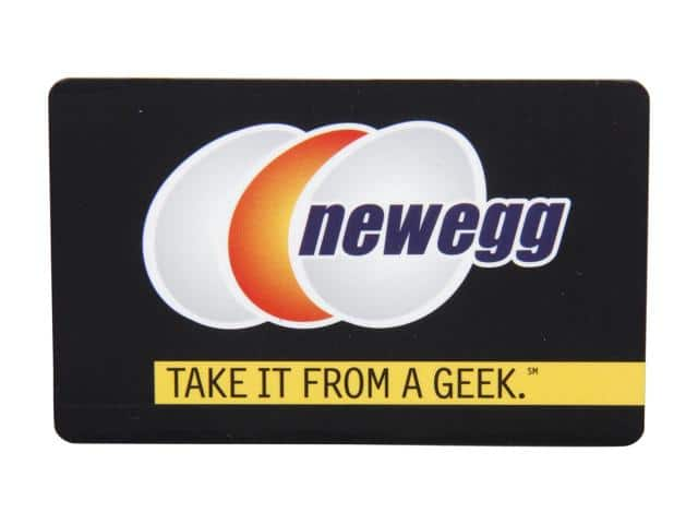 Not only can you use your Newegg gift card to save money, you can also use it to shop for just about any electronic product imaginable. In addition to their selection of computers and software, they also have TVs, cameras, Blu-Ray players, video games and much more.5/5(13).