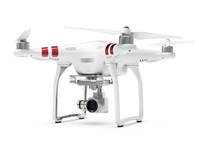 Refurbished DJI Phantom 3 Standard Quadcopter Drone w/ 3-Axis Gimbal and 2.7K Camera for $314.00 + Free Shipping @ Newegg.com