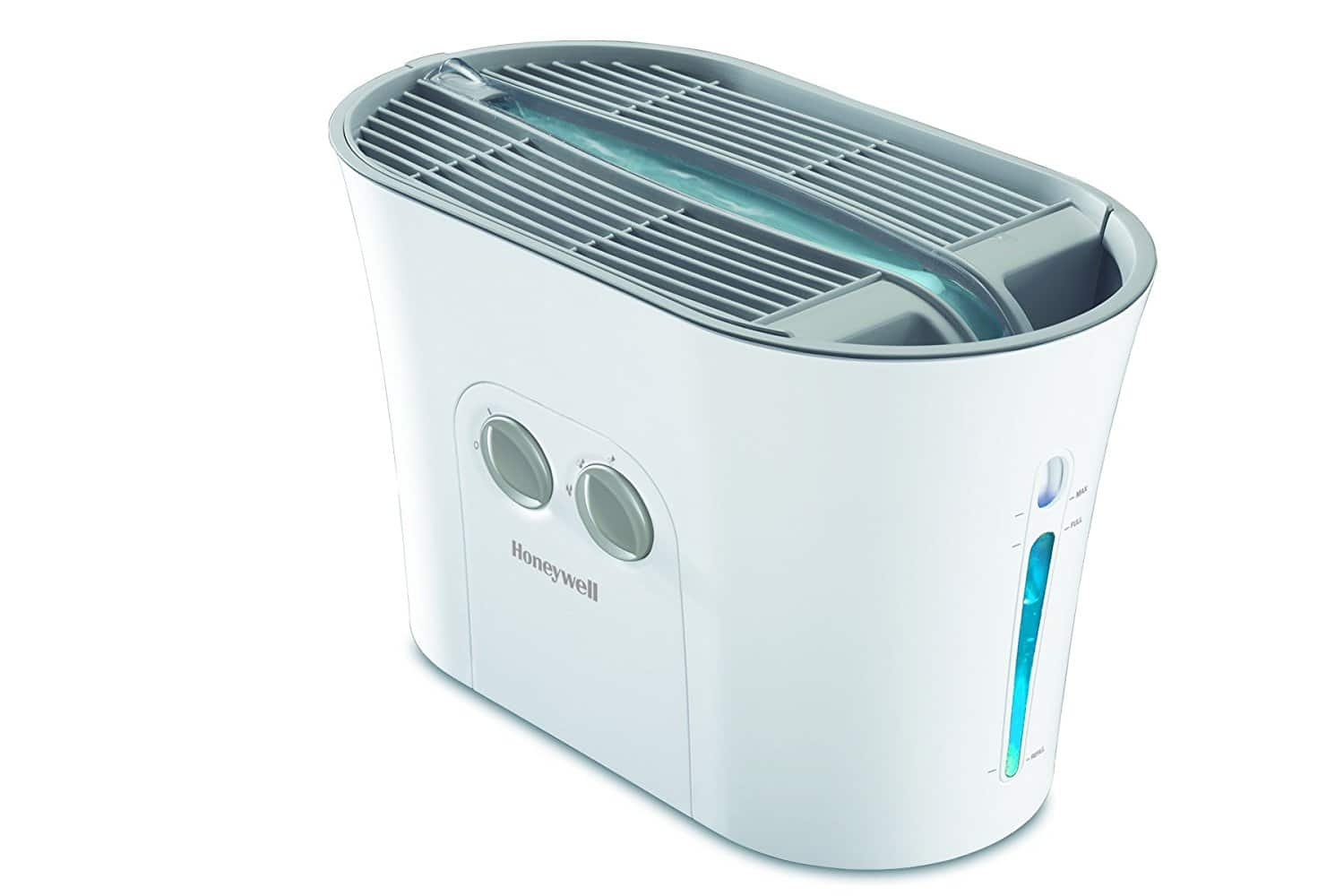 how to clean honeywell humidifier cool mist