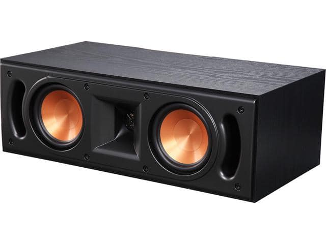 Klipsch Reference Series RC-10 Center Channel Speaker for $89.99 AR or Philips SHP9500S Over-Ear Headphones for $54.99 + S&H @ Newegg.com