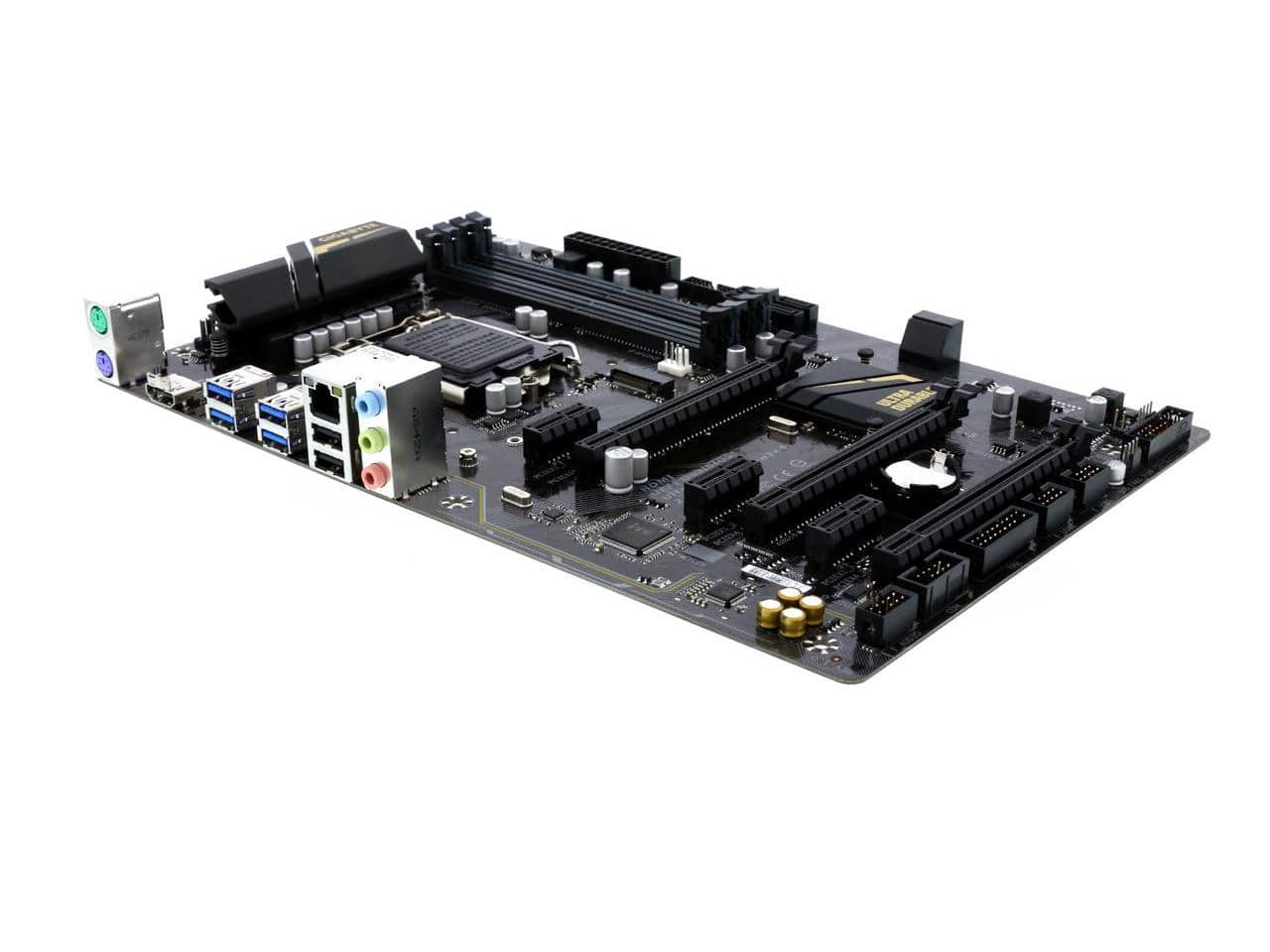 GIGABYTE GA-Z270P-D3 (rev. 1.0) LGA 1151 Intel Z270 ATX Motherboard for $85.99 AR,  MSI Z270 GAMING M3 LGA 1151 Intel Z270 ATX Motherboard for $119.99 AR + S&H & More @ Newegg.com