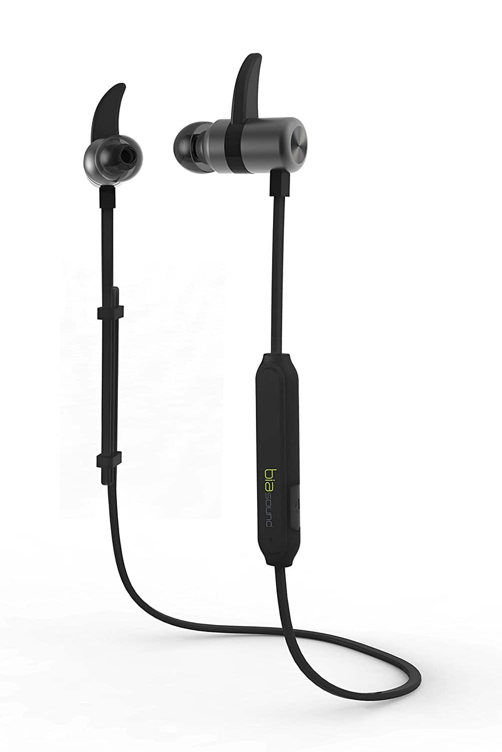 Biasound Bluetooth 4.1 Magnetic Wireless In-Ear Headphones with Built-In Mic for $7.99 AC + FSSS or FS w/ Prime @ Amazon.com