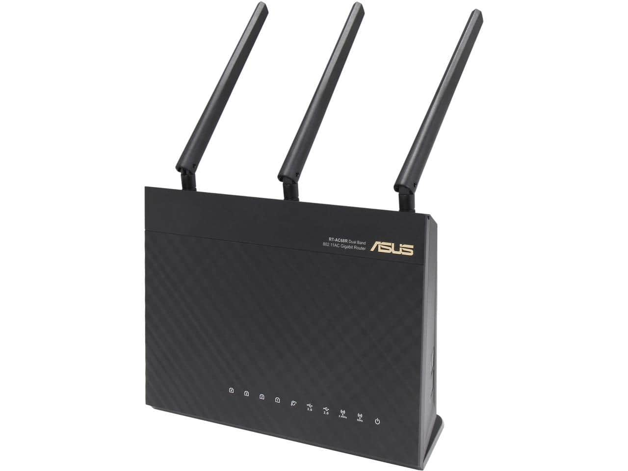 Refurb. Asus RT-AC68R AC1900 Dual-Band Wireless Gigabit Router for $69.99, Refurb. Asus RT-N12/D1 N300 Wireless Router/AP/Range Extender for $9.99 & More @ Newegg.com
