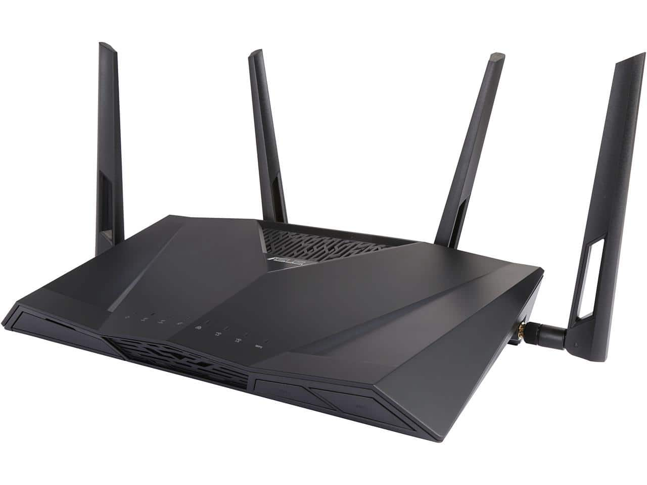 Refurbished Sale: Asus RT-AC3100 AC3100 Dual-Band Wireless Gigabit Router for $111.99 AC, Asus RT-AC66U AC1750 Dual-Band Wireless Gigabit Router for $59.49 AC & More @ Newegg.com