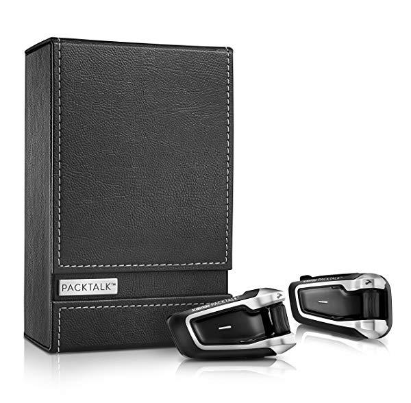 Cardo PackTalk Duo (dual) motorcycle headsets SRPT0102 $197
