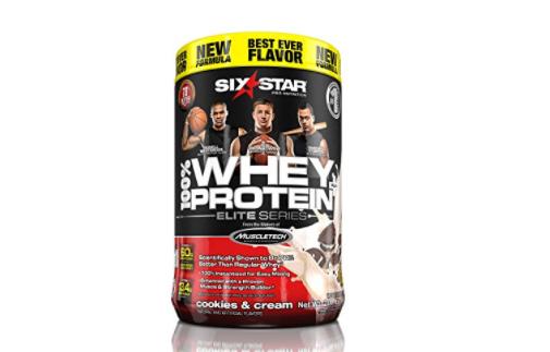 Six Star Pro Nutrition 100% Whey Protein Plus-2 Pound  $17.06@Amazon.