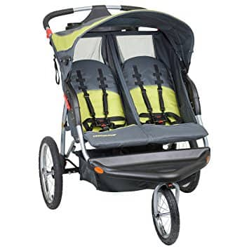 Baby Trend Expedition Double Jogger Stroller - $138.69 w/ FREE SHIPPING