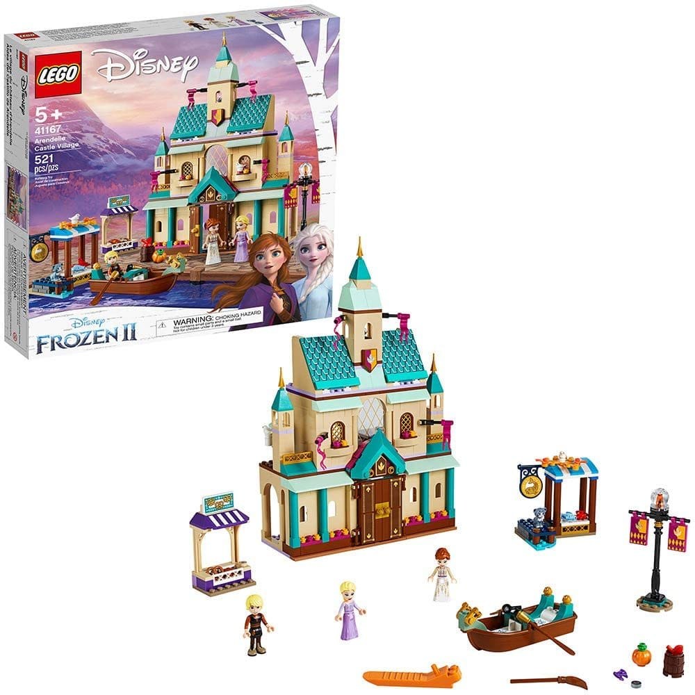 Lego Disney Princess Elsa's Magical Ice Palace 43172 (701 pieces) $63.99 and More @ Amazon