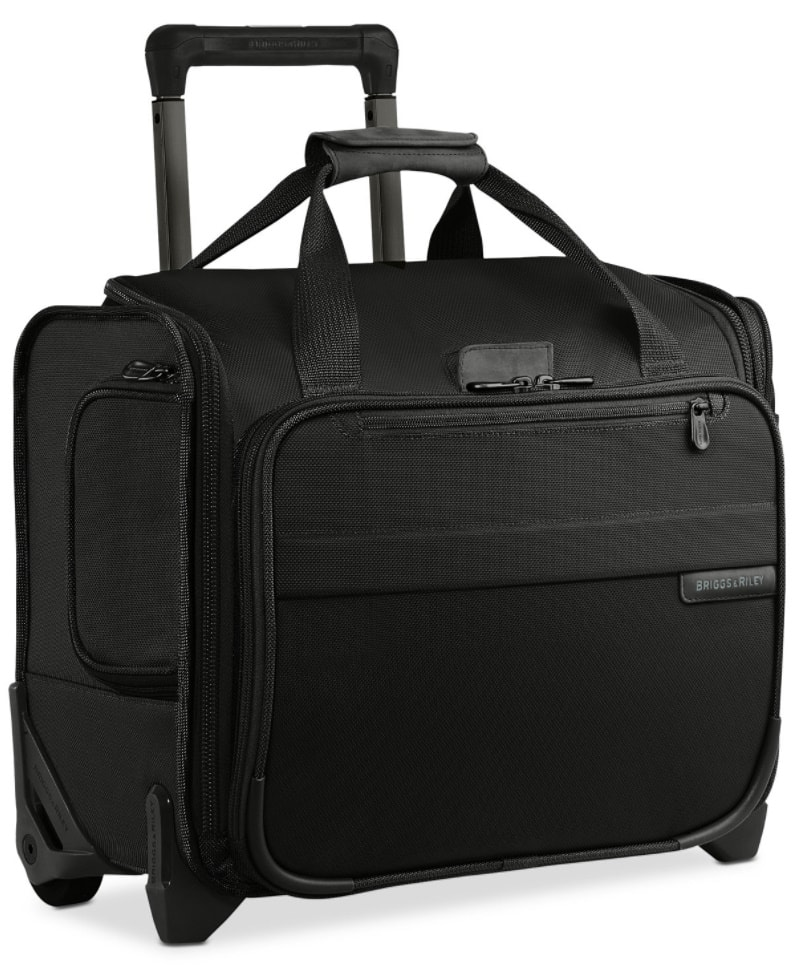 Briggs and Riley Baseline Luggage on sale macys 48 hours only 50% off