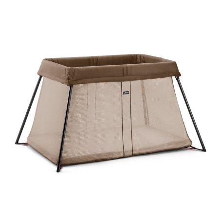 BabyBjorn Travel Crib Light - Light Brown $114.29 Walmart w/ FS