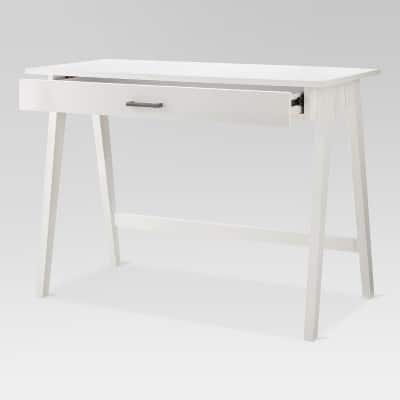 Target WHITE (only) Paulo basic desk - $82.49 + Tax