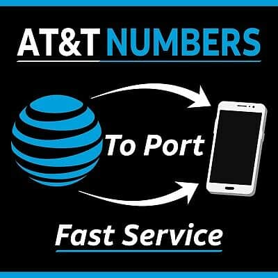 """Port-In Promos for Wireless Cell Phone Carriers - Buy a number to port in if you don't have one available - $4.50 via eBay """"Make Offer"""" (possibly cheaper)"""