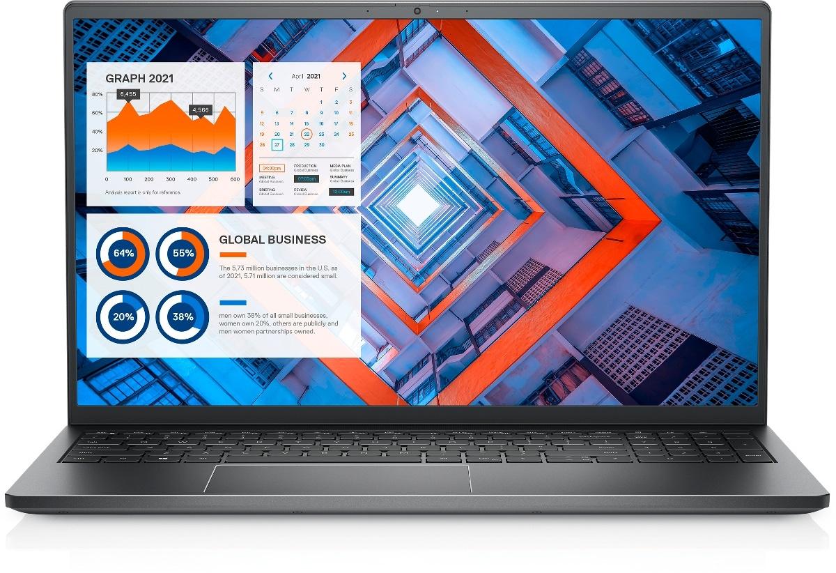 "Dell Vostro 7510 Laptop: 15.6"" FHD, i7-11800H, 16GB RAM, 1TB SSD, RTX 3050 $1,149 + Free Shipping"