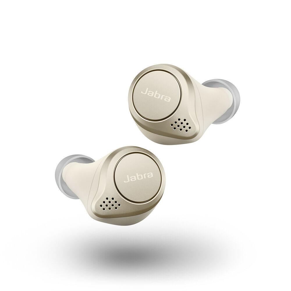 Jabra Elite 75t Voice Assistant True Wireless Earbuds (Refurb) - $67.99 + Free Shipping