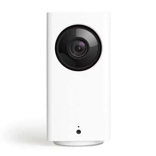 Wyze Cam Pan 1080p Pan/Tilt/Zoom Wi-Fi Indoor Smart Home Camera with Night Vision, 2-Way Audio, Person Detection, Works with Alexa, the Google Assistant $33.16 FS with PRIME
