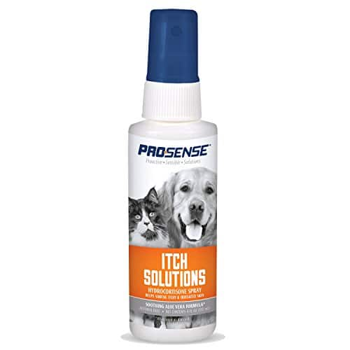 ProSense Itch Solutions Hydrocortisone Spray for Pets with Aloe - Updated Formula - For Dogs and Cats - $1.54