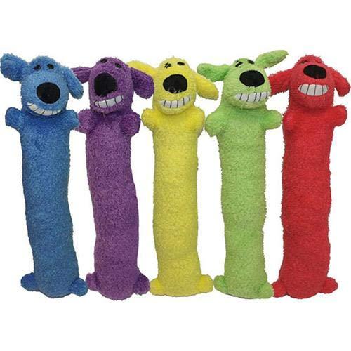 Multipet Loofa Dog Plush Dog Toy $1.89 FS w/ S&S