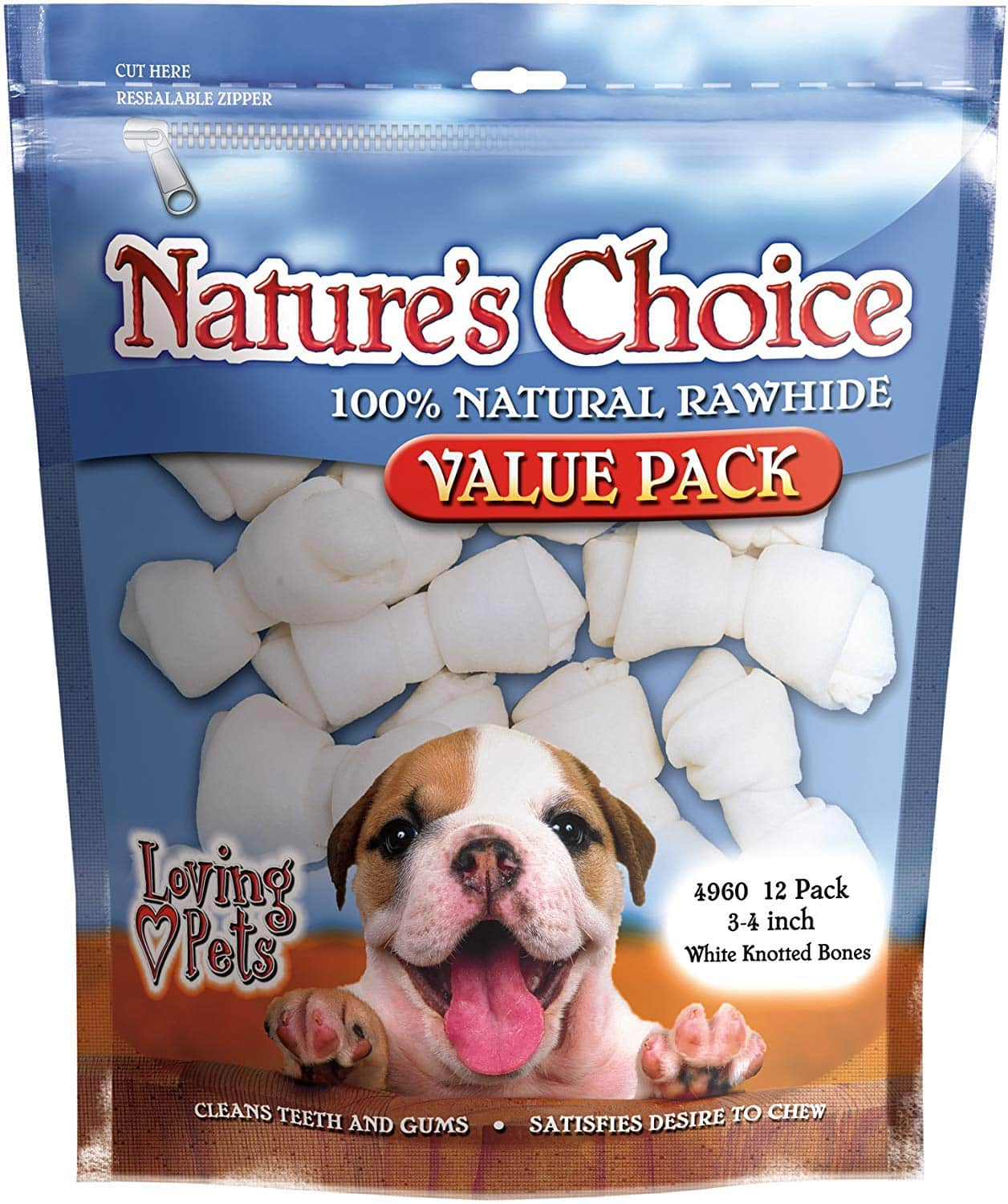 Loving Pets Products Dog Treats: It's Purely Natural Dog Treat, 4-Ounce - Chicken Tenders $1.80 & More FS w/ Prime