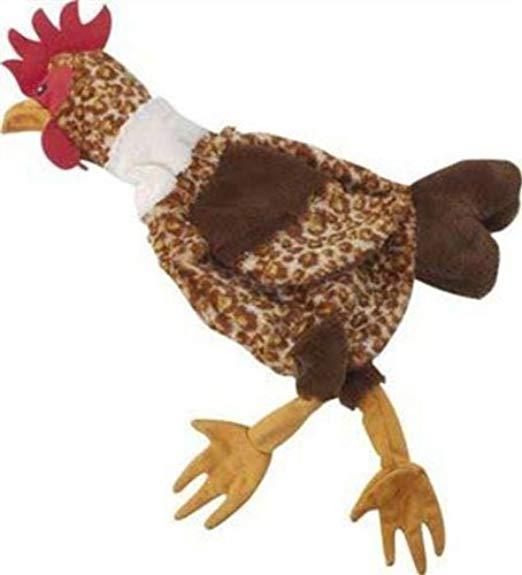 Ethical Skinneeez Stuffingless Dog Toy 17-inch Chicken $2.96 FS w/ Prime