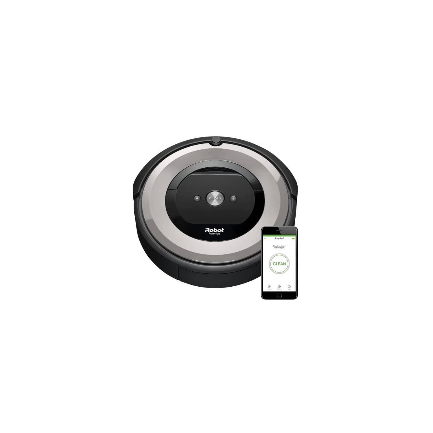Sam's Club Members: iRobot Roomba e5 5134 Wi-Fi Connected Robot Vacuum $250 Free Shipping